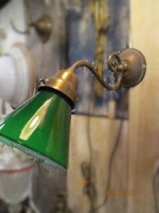 グリーンブラケットライト